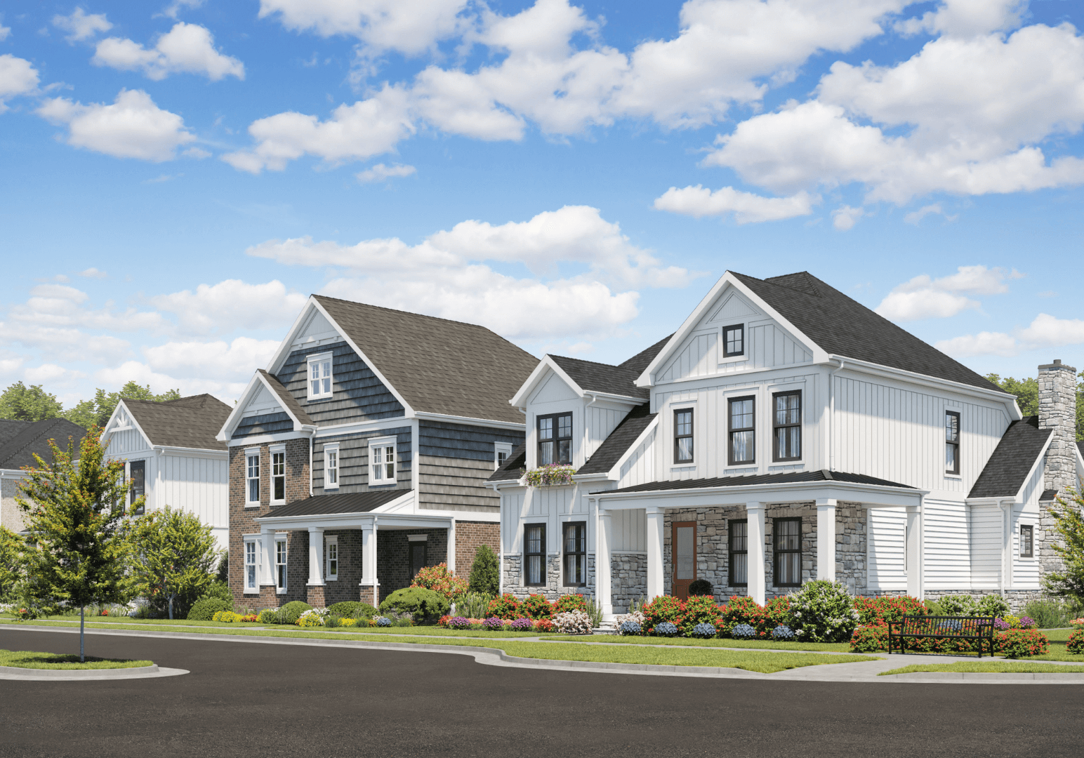 Traditions Home Rendering